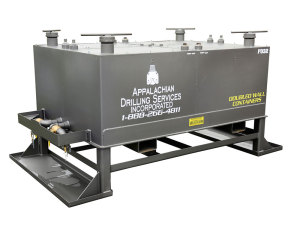 Appalachian Drilling Systems: Four-Compartment Chemical/Lubricant Unit