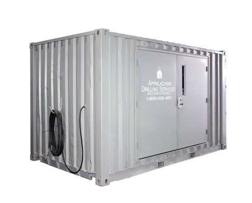 Appalachian Drilling Systems: Insulated Storage Unit
