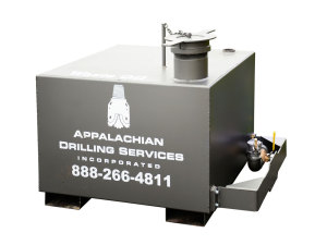 Appalachian Drilling Systems: Waste-Oil Unit